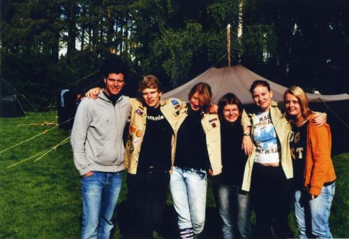 Roverlager in Rüthen 2013